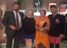FYK apoyo en embajada de Indonesia
